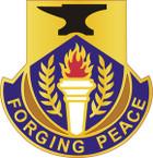 STICKER US ARMY UNIT  412 Civil Affairs Battalion