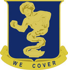 STICKER US ARMY UNIT  3rd CHEMICAL BRIGADE