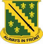 STICKER US ARMY UNIT  38th Cavalry Regiment