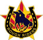 STICKER US ARMY UNIT  118th Cavalry Regiment