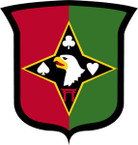 STICKER US ARMY UNIT  101st Sustainment BDE