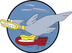 STICKER US ARMY AIR CORPS 8th Air Force - 398th Bomb Group - 600th Squadron copy