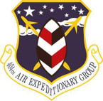 STICKER USAF 404th Air Expeditionary Group