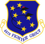 STICKER USAF 44th Fighter Group Emblem