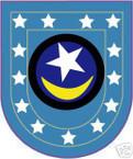 Sticker U S ARMY FLASH UNIT  19TH INFANTRY