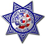 STICKER TAYLOR POLICE