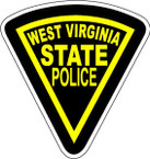 STICKER WEST VIRGINIA POLICE