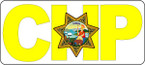 STICKER California Highway Patrol CHP