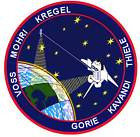 STICKER NASA SPACE SHUTTLE MISSION STS-99