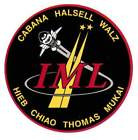 STICKER NASA SPACE SHUTTLE MISSION STS-65