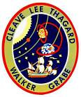 STICKER NASA SPACE SHUTTLE MISSION STS-30