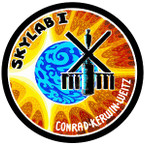 STICKER NASA SKYLAB 1