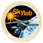 STICKER NASA SKYLAB