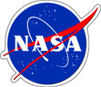 STICKER NASA