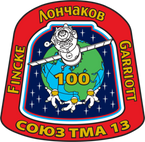 Sticker ISS Soyuz TMA-13