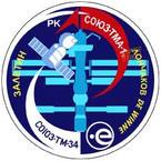 Sticker ISS Soyuz TMA-1