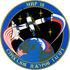 Sticker ISS Soyuz TM-21