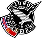 Sticker ISS Soyuz TM-12