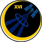STICKER ISS Expedition  16