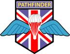 STICKER British SSI - Pathfinder
