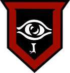 STICKER British SSI - 1st Guards Brigade