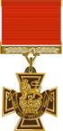 STICKER British Medal - Great Britain - Victoria Cross