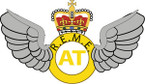 STICKER British Crest - Aircraft Tech - Royal Electrical and Mechanical Engineers (REME)