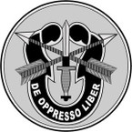STICKER ARMY SPECIAL FORCES GREEN BERET