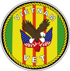 STICKER ALL USMC ARMY USAF NAVY VIETNAM VETERAN