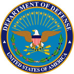 STICKER ALL UNITED STATES DEPARTMENT OF DEFENSE NEW