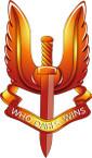 Cap Badge - Great Britain - Special Air Service
