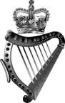 Cap Badge - Great Britain - London Irish Rifles