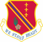 USAF 127th Wing STICKER