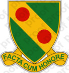 STICKER US ARMY 793RD MILITARY POLICE BATTALION