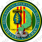 STICKER US ARMY 403RD SPECIAL OPERATIONS