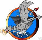 STICKER USN VF 192 FIGHTER SQUADRON GOLDEN DRAGONS