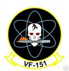 STICKER USN VF 151 FIGHTER SQUADRON