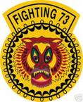 STICKER USN VF  73 FIGHTER SQUADRON