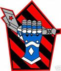 STICKER USN VF  43 FIGHTER SQUADRON CHALLENGERS