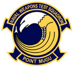 STICKER USN VET U.S. NAVAL WEAPONS TEST SQUADRON