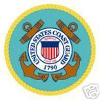 STICKER USN VET NAVY COAST GUARD SHIELD1