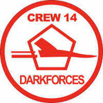 STICKER USN US NAVY VPU 2 CREW
