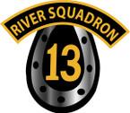 STICKER USN UNIT Navy - Assault Squadron 13