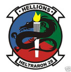STICKER USN HT 28 Helicopter Training Squadron