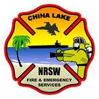STICKER USN CHINA LAKE NRSW