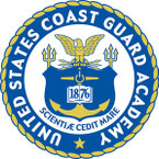 STICKER USCG COAST GUARD ACADEMY