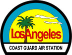STICKER USCG AIR STATION LOS ANGELES