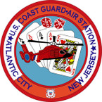 STICKER USCG AIR STATION ATLANTIC