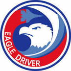 STICKER USAF Eagle Driver