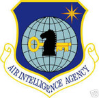 STICKER USAF Air Intelligence Agency